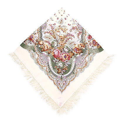 "Russian shawl ""Joy 678-3"""