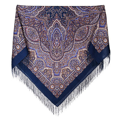 "Russian shawl ""Precious box 762-14"""