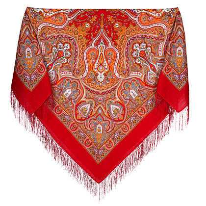 "Russian shawl ""Spanish 710-5"""