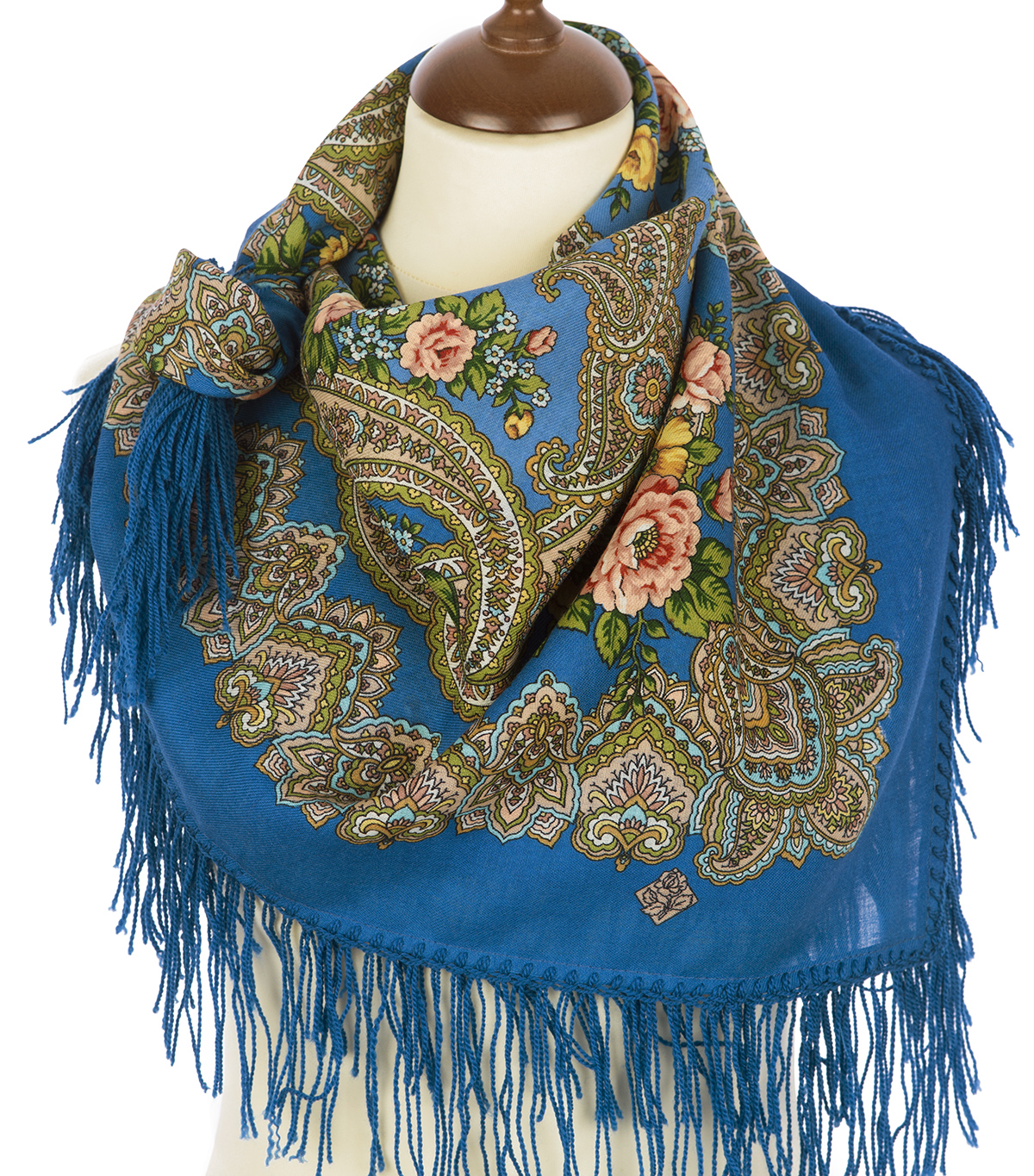 "Russian shawl ""Lakeland 1622-13"""
