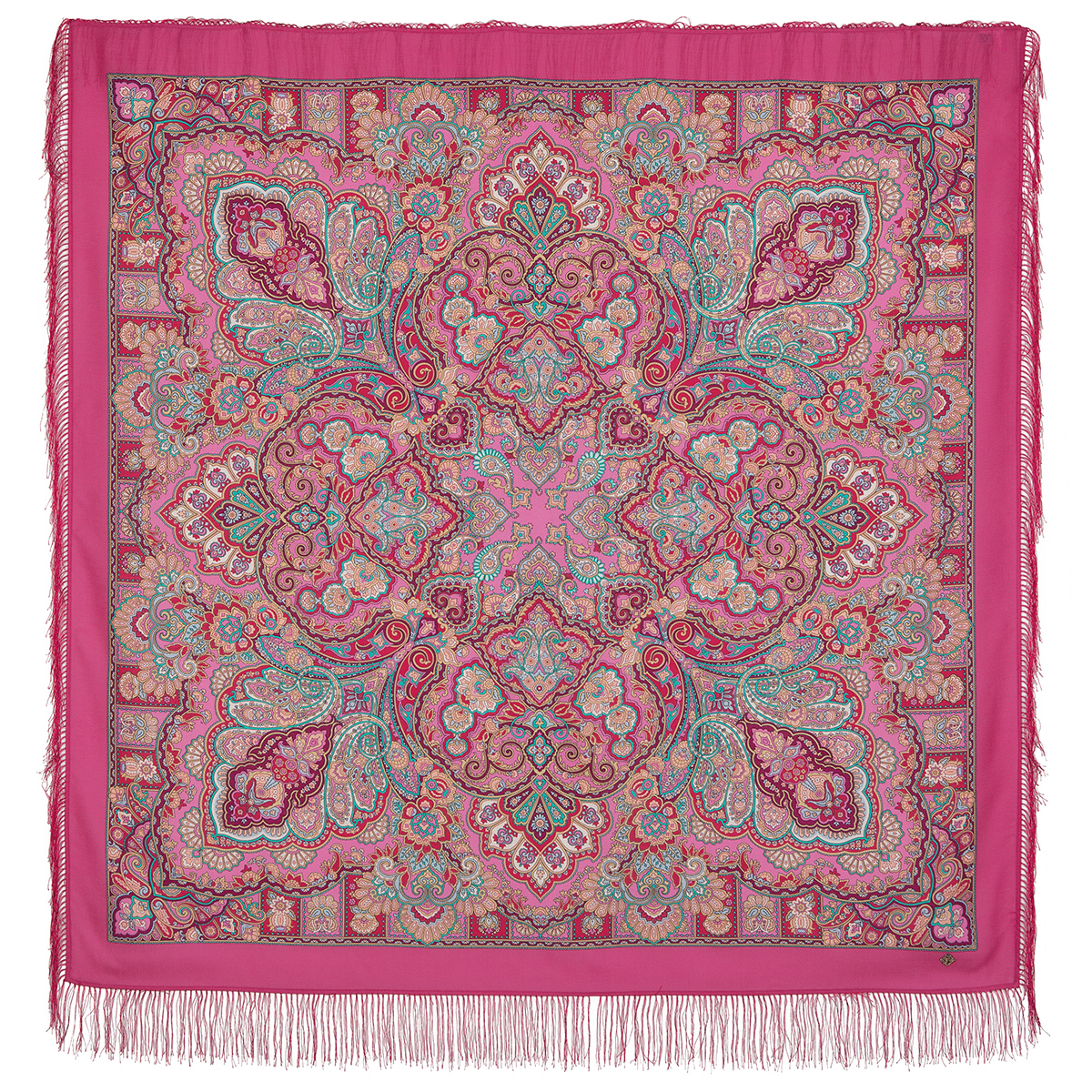 "Russian shawl ""Queen of beauty 1686-3"""
