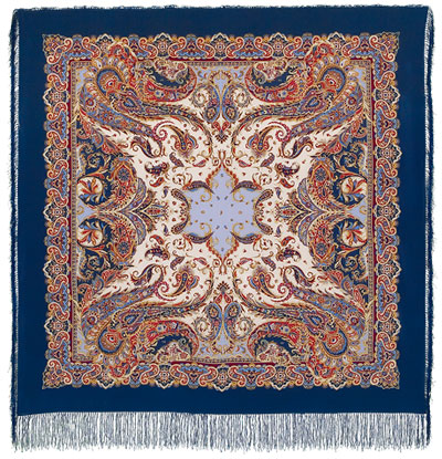 "Russian shawl ""East sweets 1429-14"""