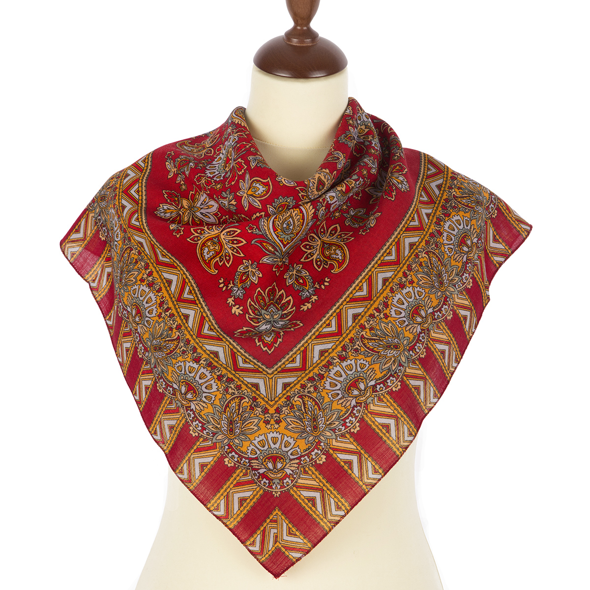 "Russian shawl ""Sunbeam 1197-4"""