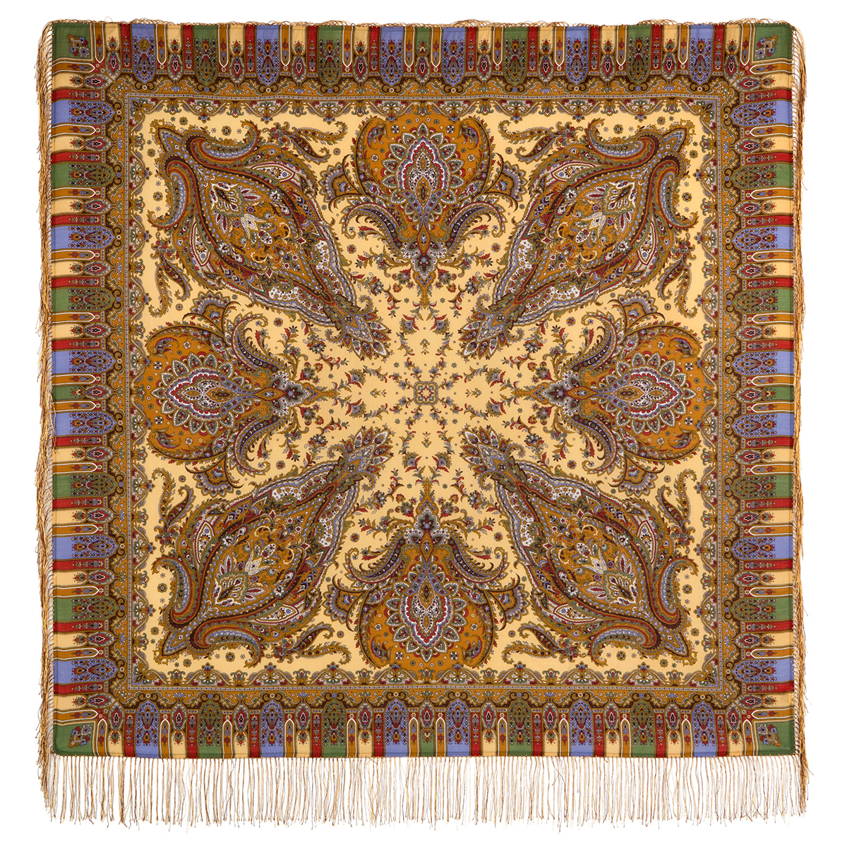 "Russian shawl ""Crystal Dream 1683-52"""