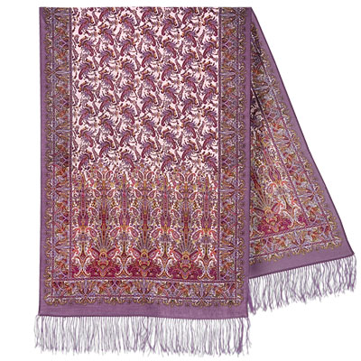 "Russian scarf ""Temptation 1338-51"""