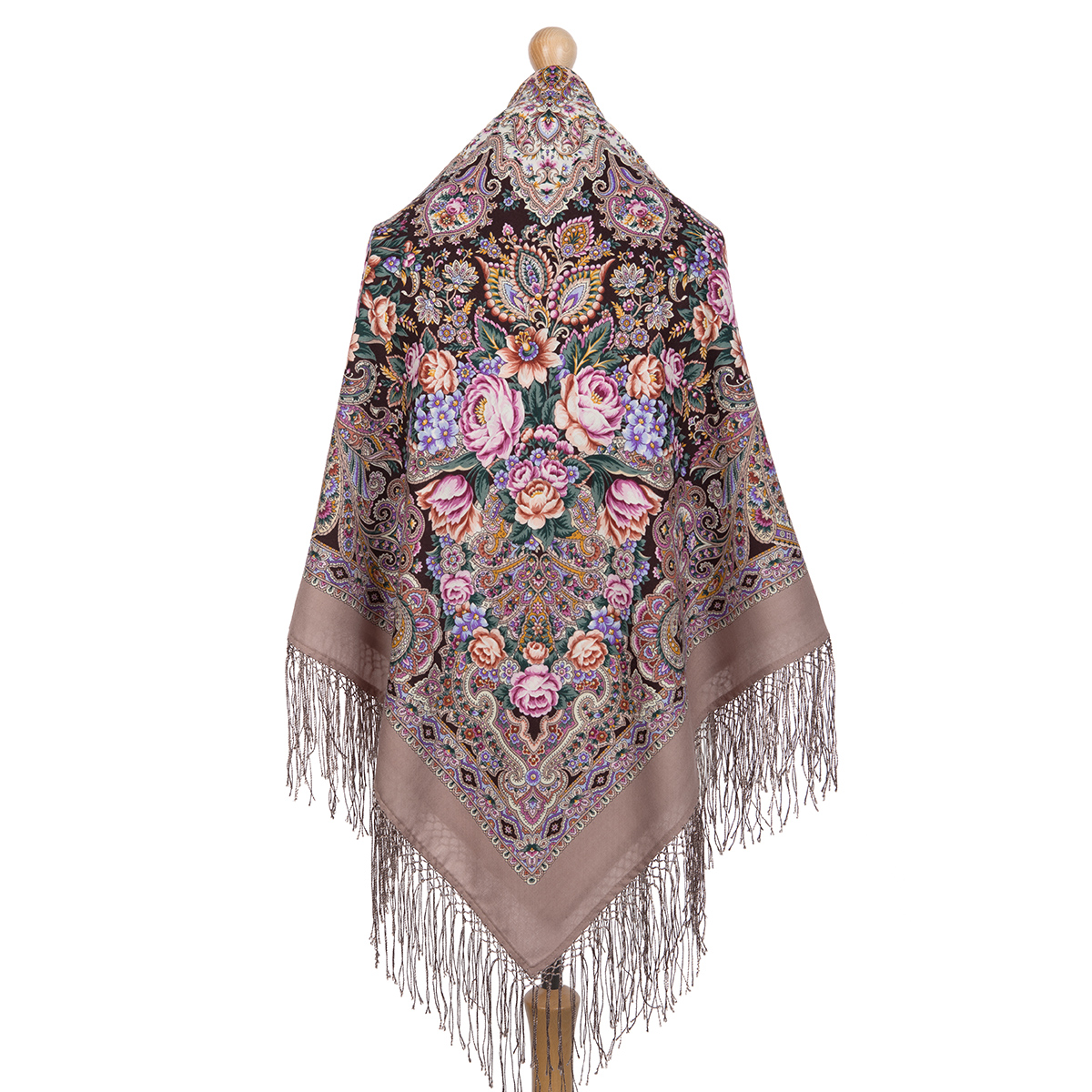 "Russian shawl ""Benefit 1769-16"""