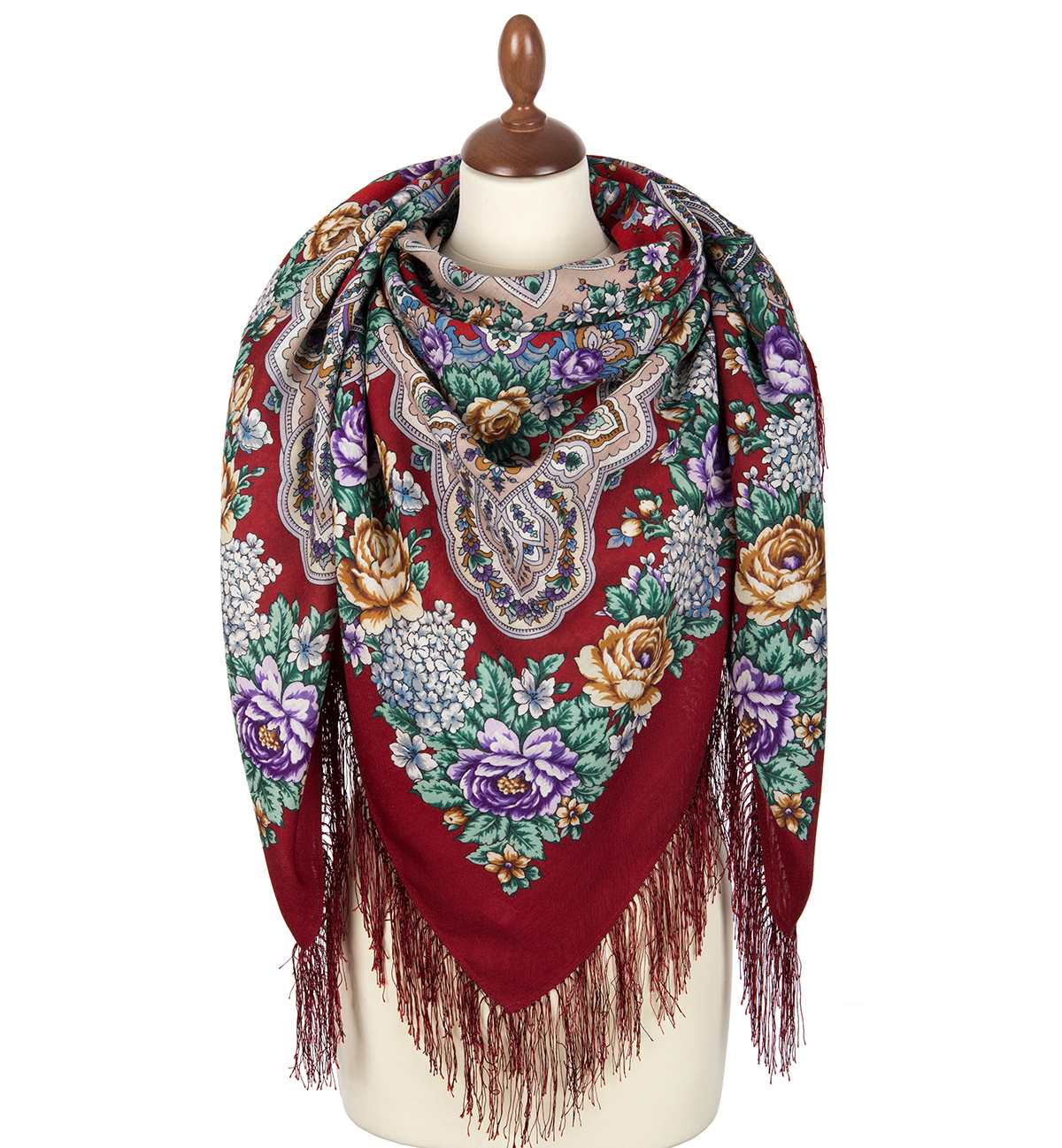 "Russian shawl ""Princess 1800-5"""