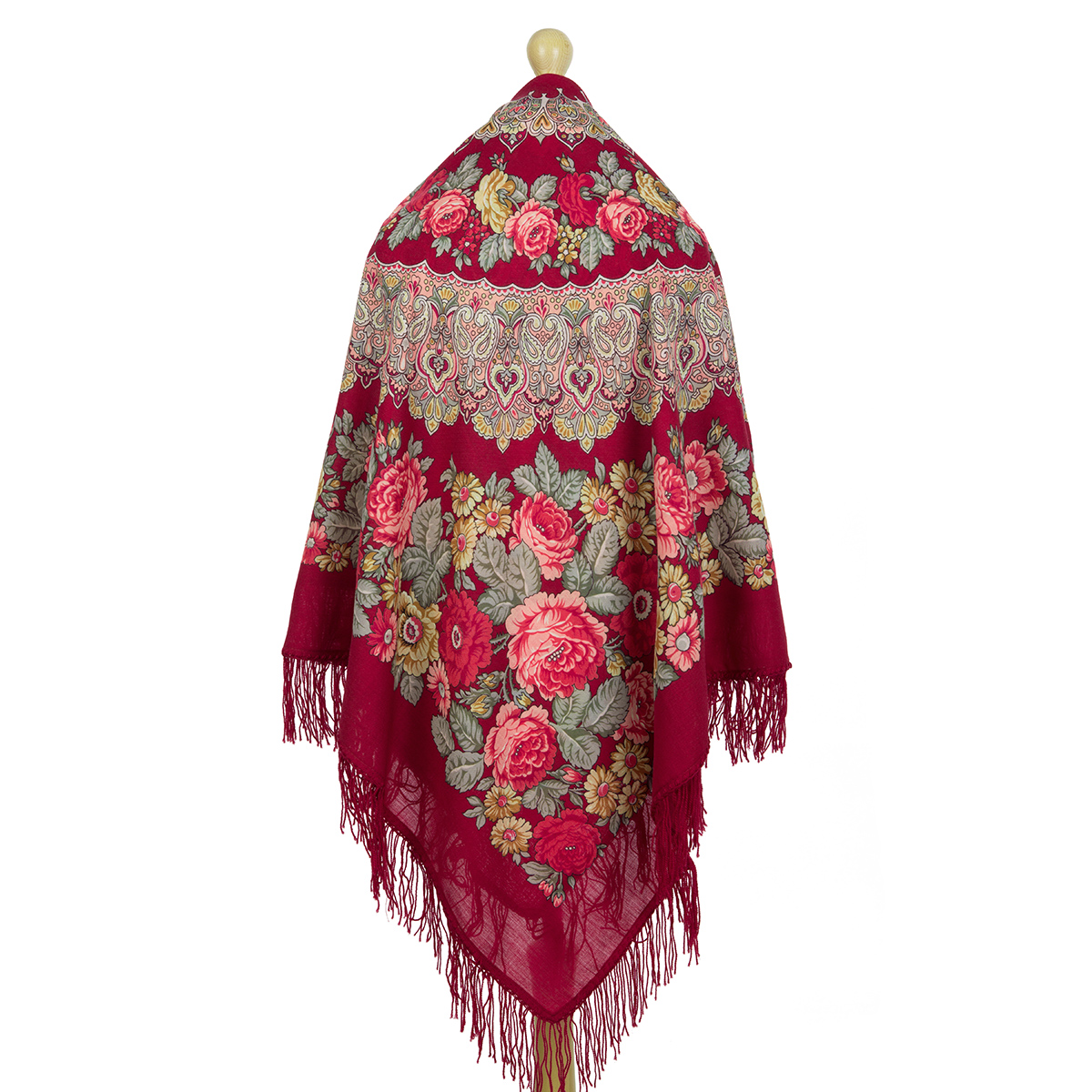 "Russian shawl ""Prayer 353-5"""