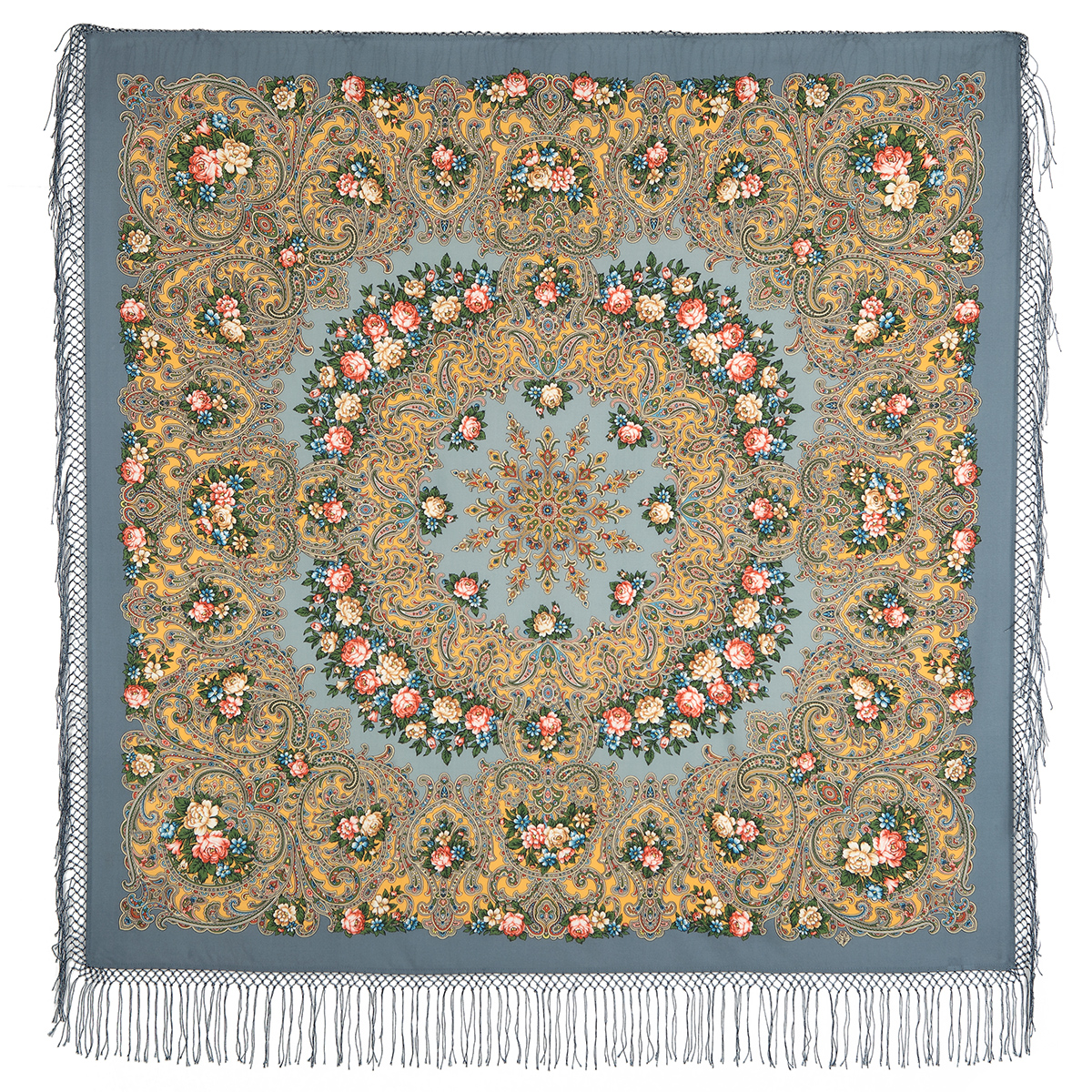 "Russian shawl ""Giselle 1783-10"""