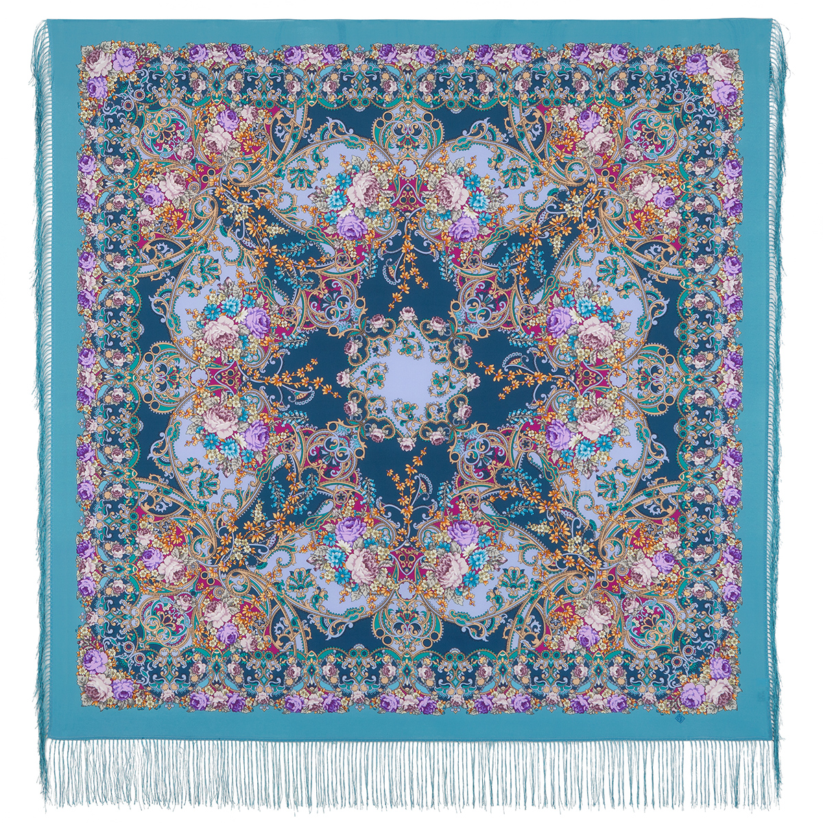 "Russian shawl ""Lace 951-13"""