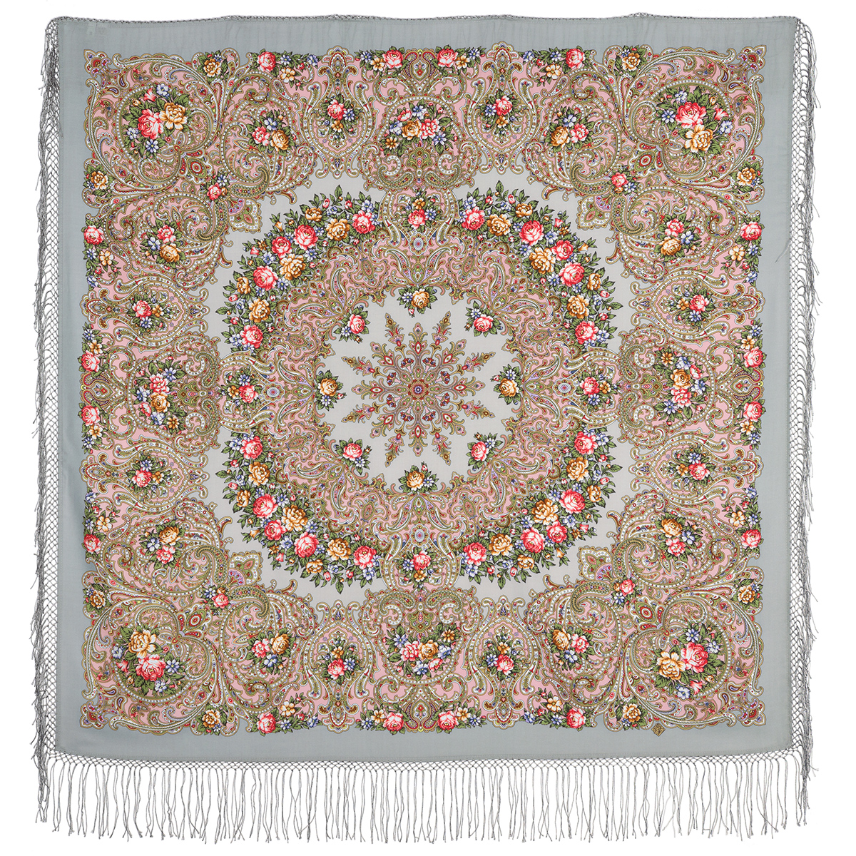 """Russian shawl """"Giselle 1783-1"""""""
