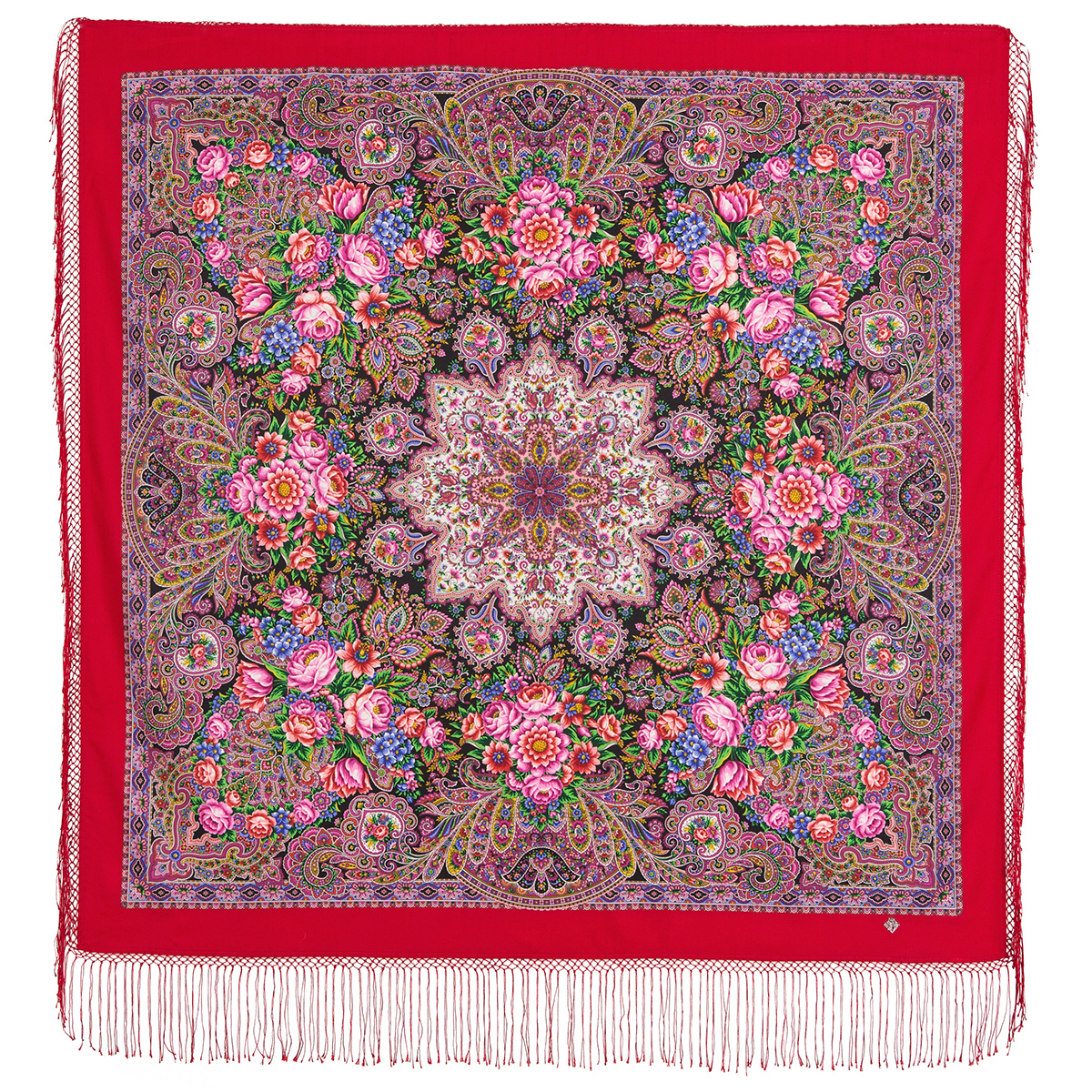 "Russian shawl ""Benefit 1769-5"""