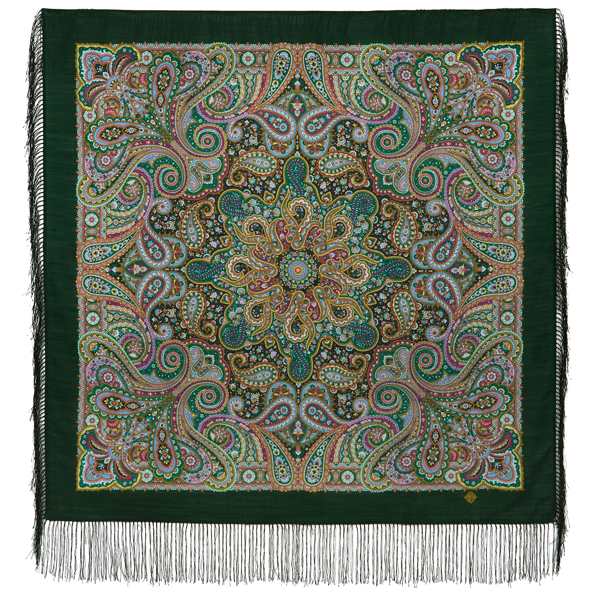 "Russian shawl ""City woman 1836-9"""