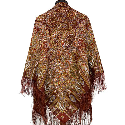 "Russian shawl ""Sadko 598-56"""