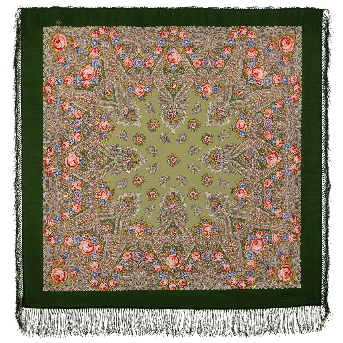 "Russian shawl ""Instant 1106-9"""